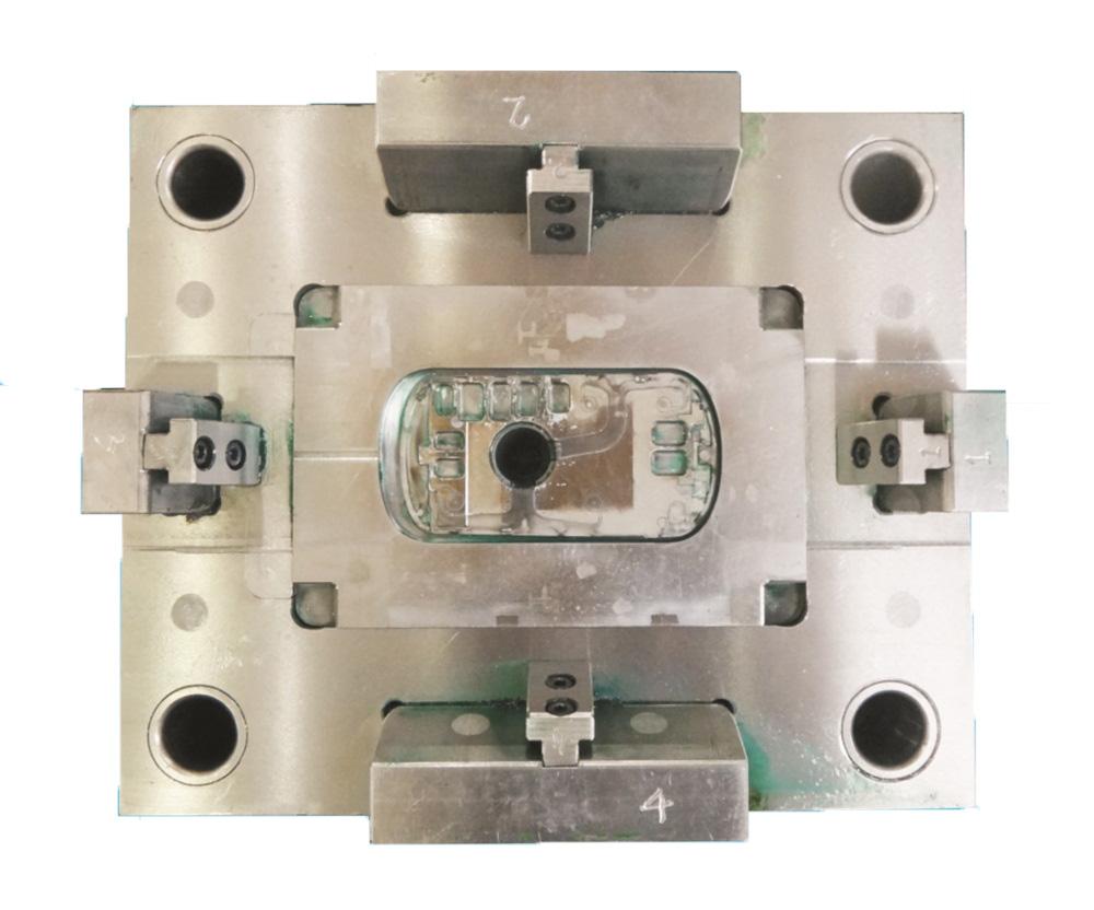China Factory OEM custom aluminum die casting mold making