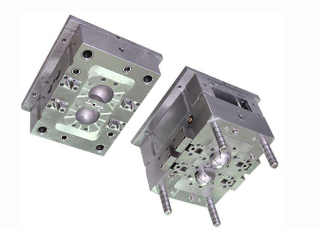 China custom Plastic injection mould making aluminum casting molds